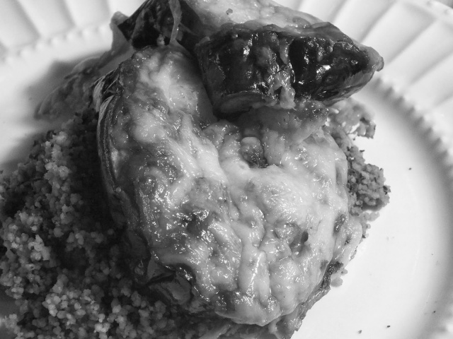 eggplant parmesan recipe | thecreolewoman.com