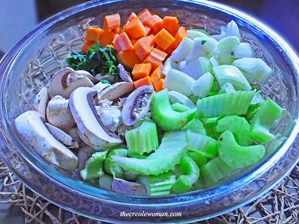Beef Stew Ingredients | thecreolewoman.com