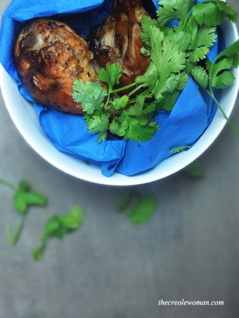 Hoisin Baked Chicken | thecreolewoman.com