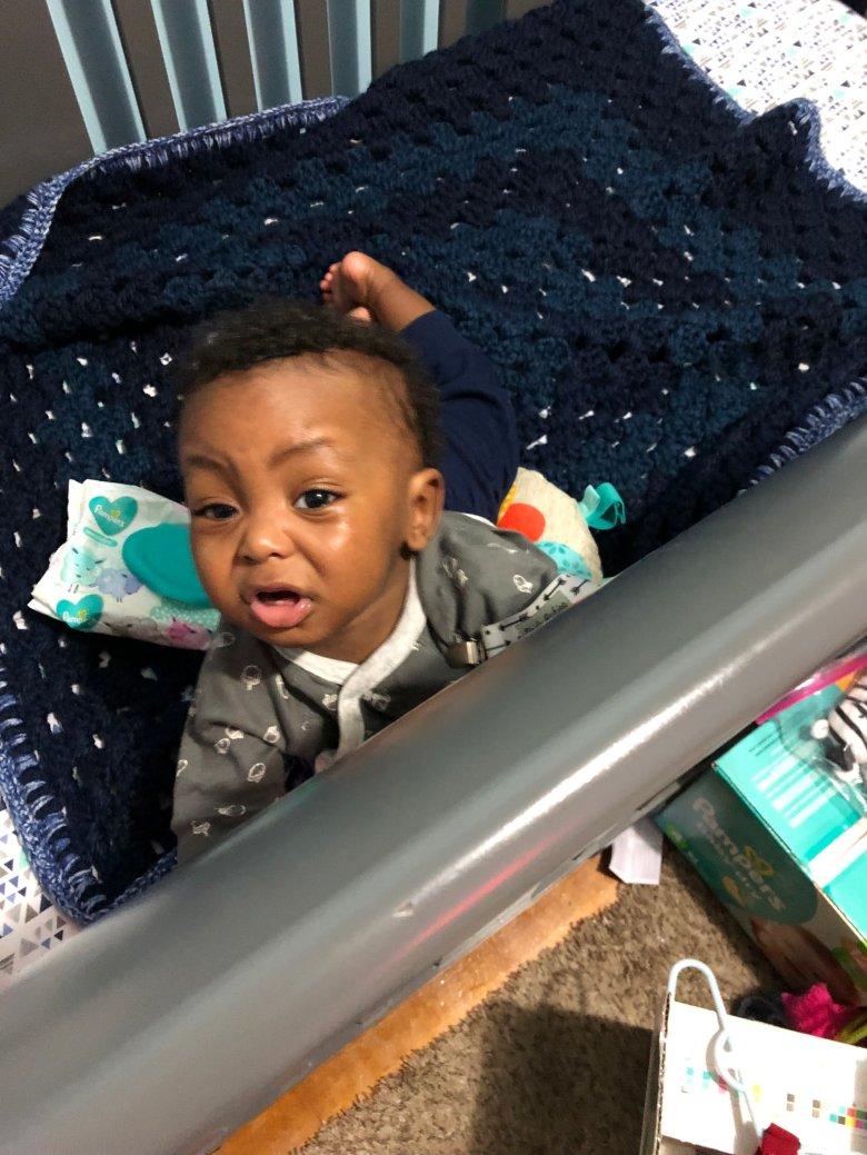 Teething = Cranky Baby 😫😖